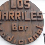 Los Barriles Nerja Sign