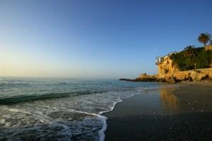 Playa Calahonda y El Balcon De Europa