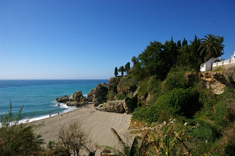 Picture of Carabeillo Beach Nerja