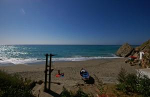 Carabeo Beach Nerja