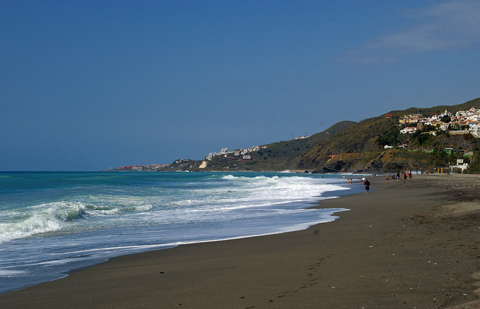 Picture of Playazo Beach Nerja