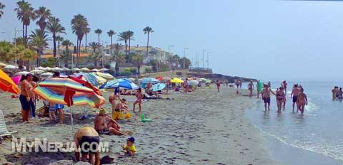 Picture of Playa La Torrecilla Nerja