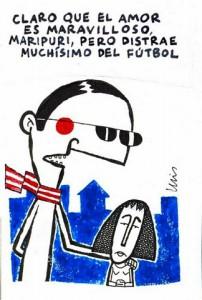 Luis Santiago Cartoon