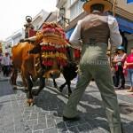 San Isidro Festival in Nerja 2011