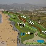IU's Proposals for Playazo Beach, Nerja