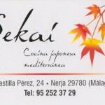 Sekai Japanese Restaurant Nerja