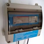 Chlorine Free Water Treatment Control Box