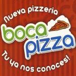 Logo Boca Pizza Nerja