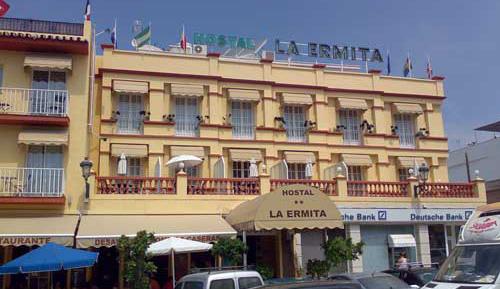 Hostal La Ermita, Nerja