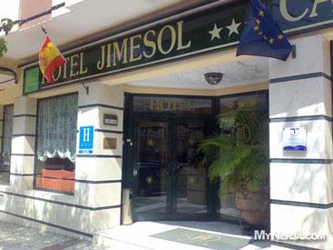 Hotel Jimesol, Nerja