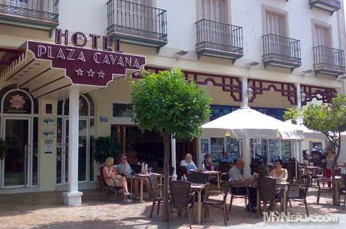 Hotel Plaza Cavana, Nerja