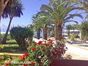 Plaza Cangrejos Nerja
