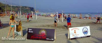 Burriana Beach Tennis Championships Nerja