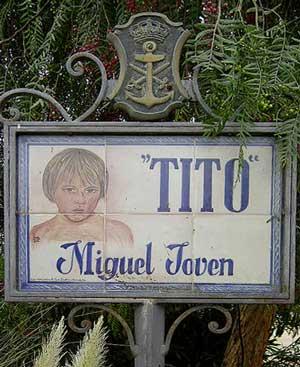 """Miguel Joven - """"Tito"""""""