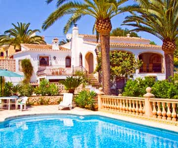 Nerja Private Villa With Pool