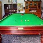 Nerja Household Centre Snooker Table