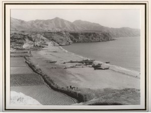 Burriana Beach Nerja 1960s
