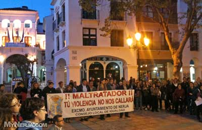 Nerja Day Against Gender Violence