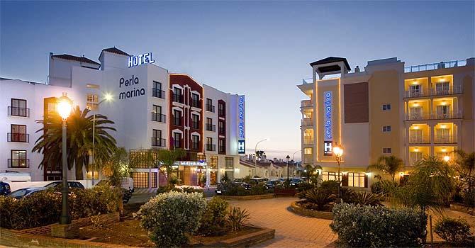 Hotel Perla Marina, Nerja