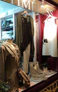 Timeless Shop Window Nerja