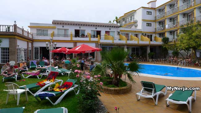 Villa Flamenca, Nerja