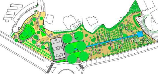 Calle Filipinas Nerja Planned Park