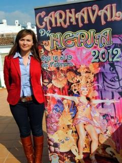 Nerja Carnival 2012 Poster