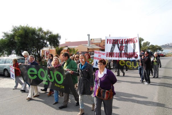 EQUO Environmental Demonstration Nerja