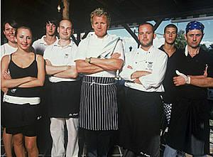 Silversmiths Gordon Ramsay Kitchen Nightmares