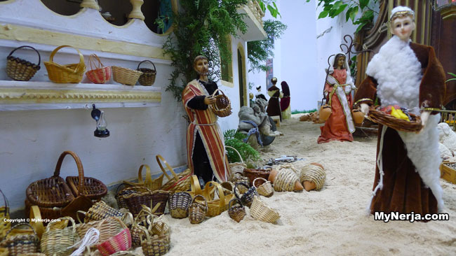 Belen Nativity Scene Nerja