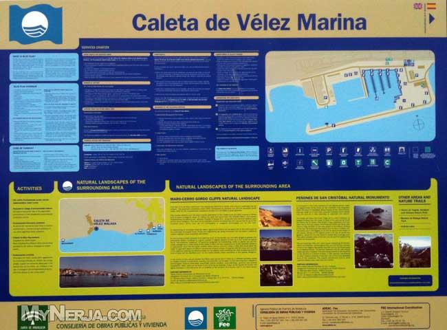 Caleta Velez Marina