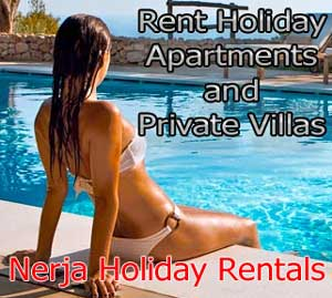Nerja Holiday Rentals