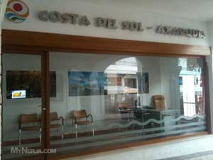 Costa del Sol Axarquia Tourist Information Office Nerja