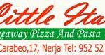 Takeaway Pizza Nerja – Little Italy Calle Carabeo