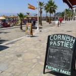 Cornish Pasties And Pork Pies In Nerja
