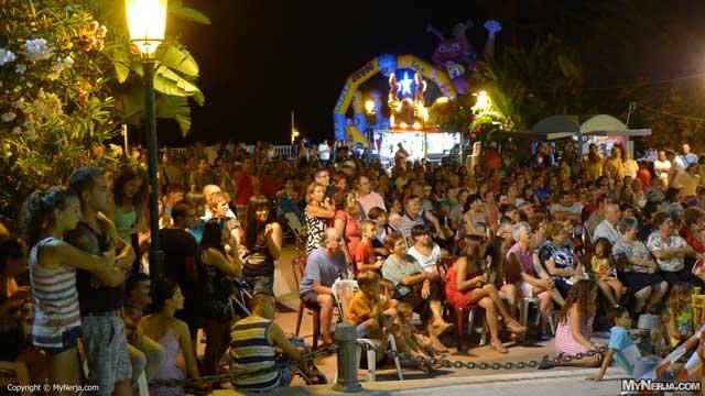 <!--:en-->August Evening At Plaza Cangrejos, Nerja<!--:-->