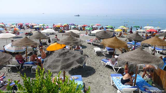 Torrecilla Beach Monday August 27th 2012