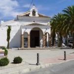 Plaza de la Ermita de Nuestra Señora de las Angustias