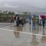 Fotos De La Lluvia En Nerja Hoy