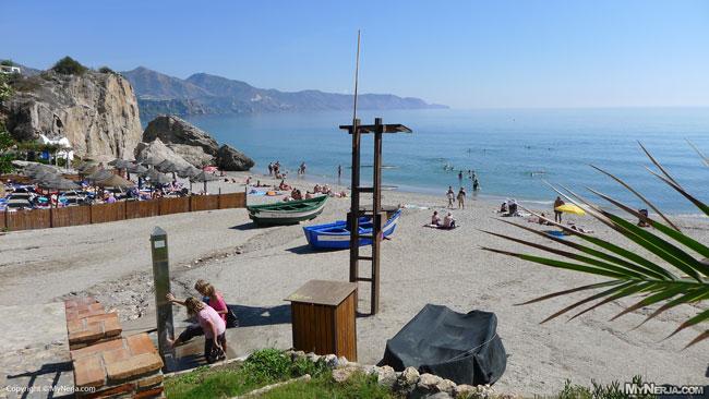 jPlaya Calahonda Beach Nerja