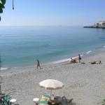 Playa La Caletilla, Nerja