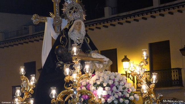 Virgen de Angustias Nerja