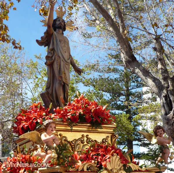 Two Weeks To Go To Start Of Easter Week In Nerja