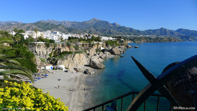 Autumn And Winter In Nerja