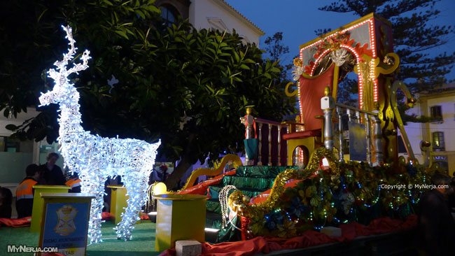 Father Christmas (Papá Noel) Parade