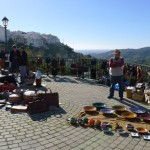 Thursday Market In Frigiliana