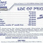 time-gym-prices