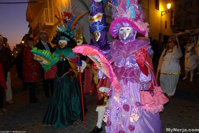 Nerja Carnival 2014