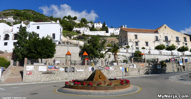 Frigiliana Council To Spend €300,000 On Improvement Works