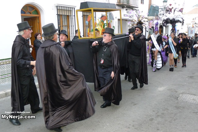 Nerja Carnival 2016